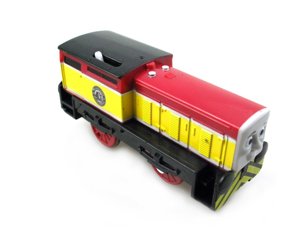 Electric Train T034E DART Fit for Tomas Trackmaster Magnetic Truck Car Locomotive Engine Railway Toys for Boys