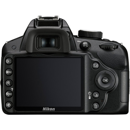 Nikon D30 DSLR Camera with 18-55mm Lens -24.2MP DX -Video (Brand New) 4