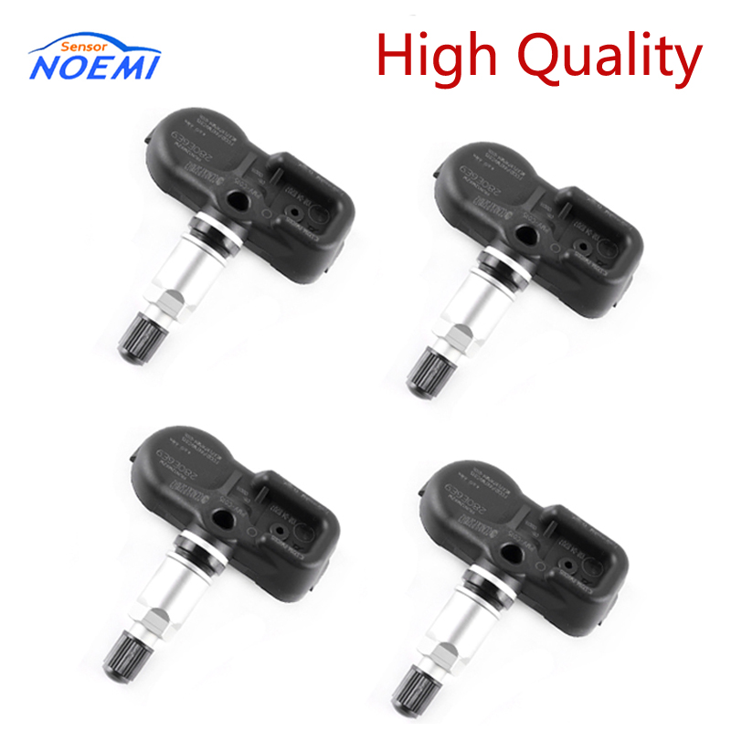 4Pcs/Lot 315MHz TIRE PRESSURE MONITOR SENSOR TPMS For TOYOTA CAMRY TACOMA AVALON 42607 06030 42607 48010 42607 0E020 PMV C015-in Tire Pressure Monitor Systems from Automobiles & Motorcycles    1