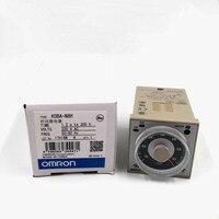 Free Shipping 100% new original OMRON time relay H3BA N8H AC220V