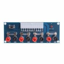 1 шт. XH-M229 24 Pin Настольный ПК Мощность блок питания ATX передаточная плата Питание Тесты модуль электронные табло