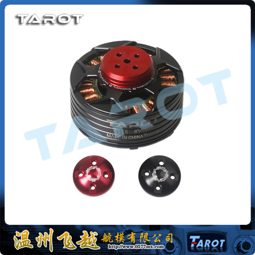 Free Shipping 6115 Self-locking Threaded TL4X005 Motor/red Cover for Rc Drone