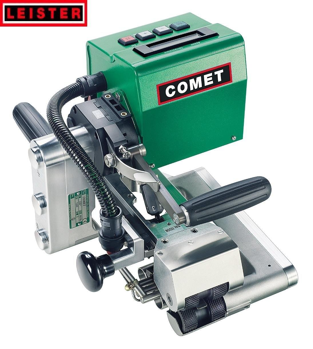 hight resolution of leister plastic welding machine comet