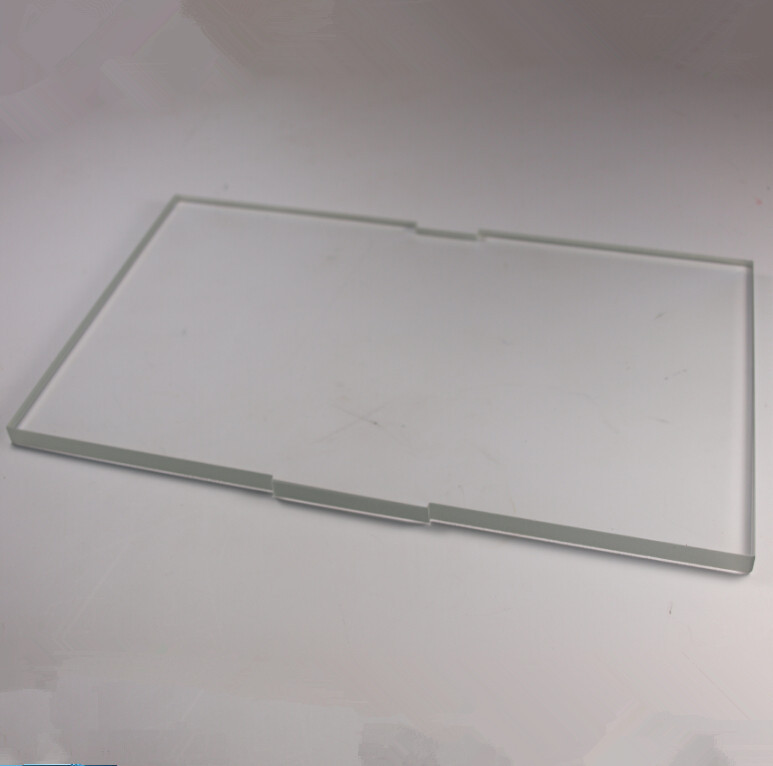 Funssor borosilicate Glass Plate for Replicator 2 Glass plate Replacement Upgrade 8mm glass build plate grade