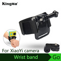 KingMa Wrist Strap For XiaoYi Glove Type Wrist Band Mount Rotated 360 Degree For Xiaomi yi Action Camera Free Shipping