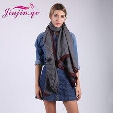 150*200CM winter scarf women Oversized Soft Cotton double color Scarf Women Bohemian Style bufandas cachecol