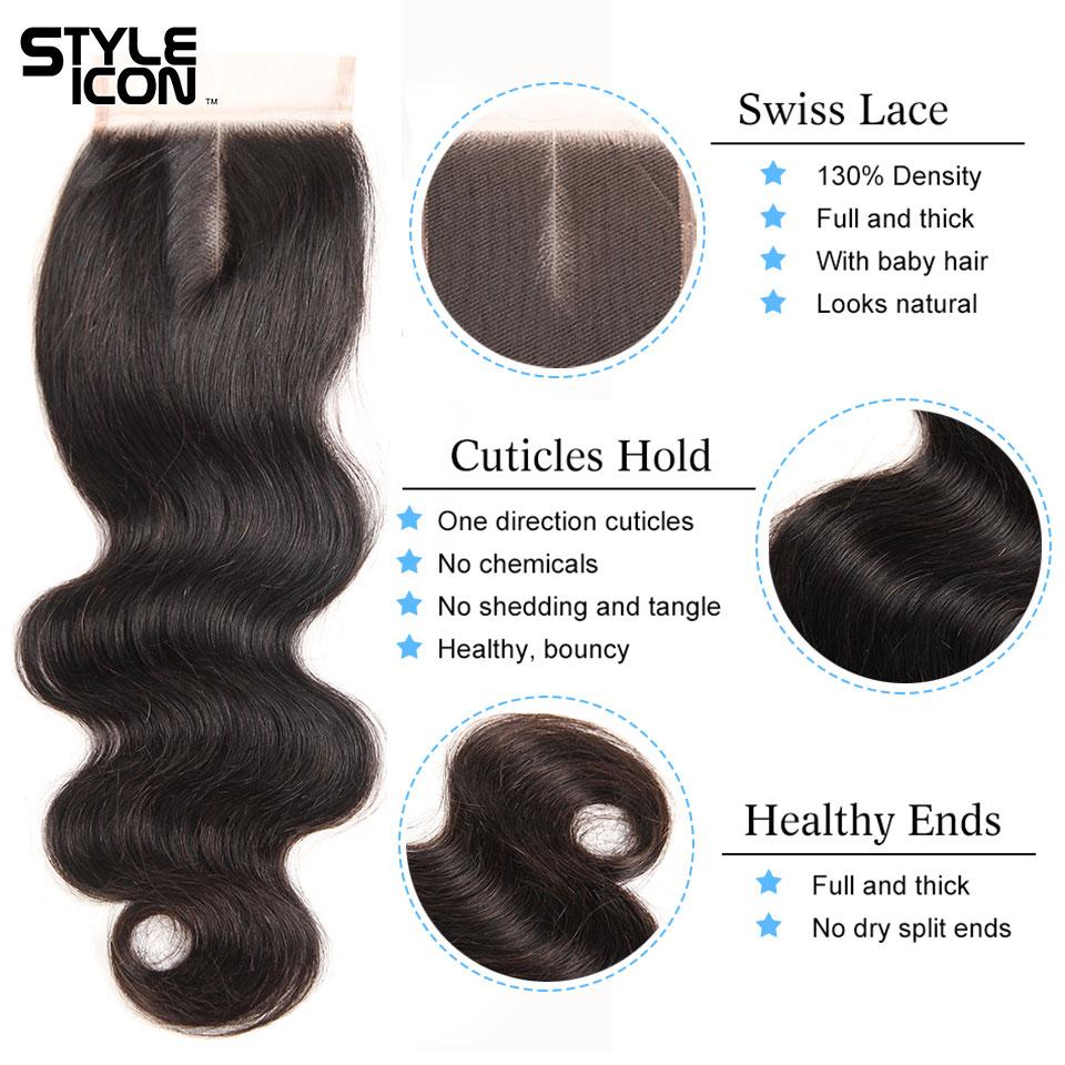 Body Wave Human Hair Bundles 5