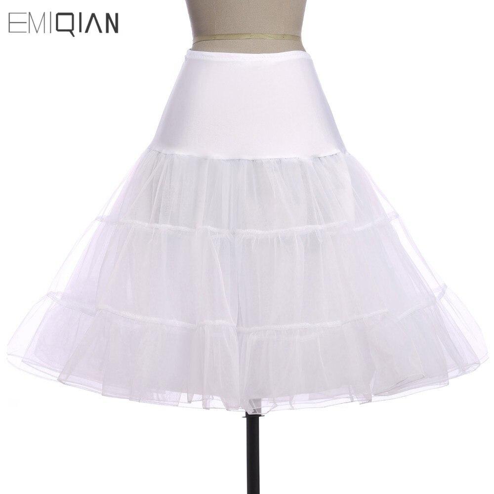 Tutus Schwarz Weiß Rot Short Petticoat für Cocktailkleider Krinoline ...
