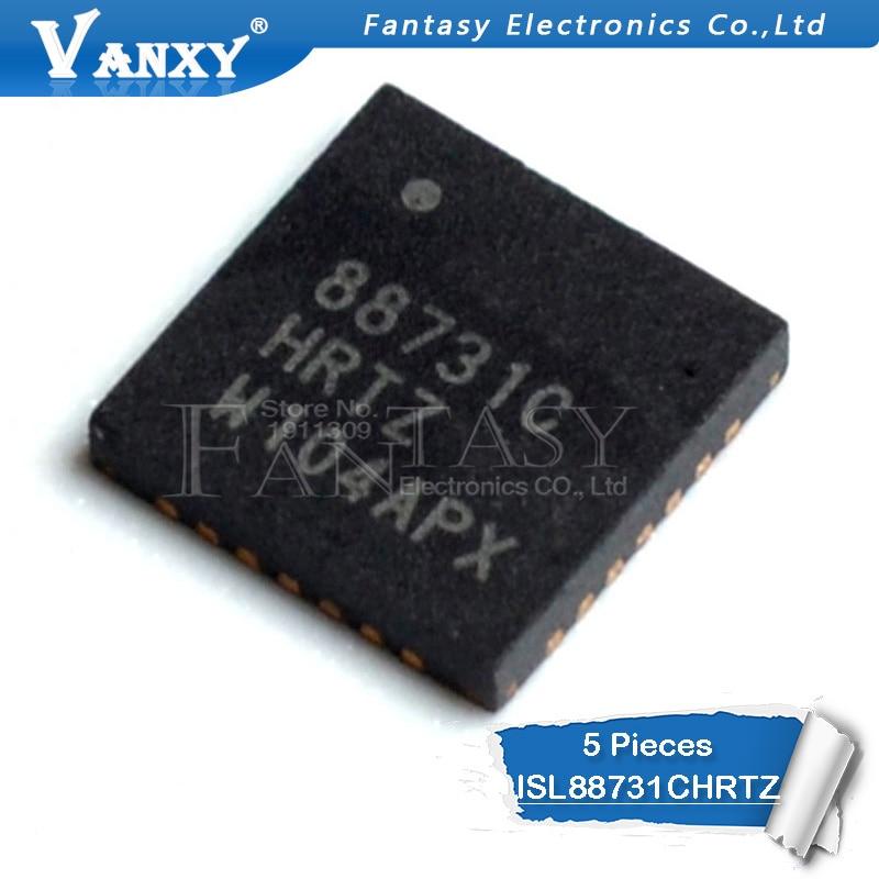 10pcs ISL88731CHRTZ ISL88731C HRTZ 88731C QFN28 IC Chip