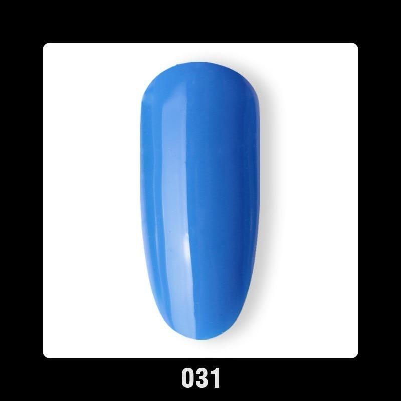 Hot Sale 1pc Eco-friendly UV LED Soak Off Nail Art Albastru Gel Nail - Manichiură - Fotografie 6