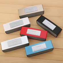 Bluetooth Speaker Mini Speaker 3D Surround Wireless Portable Stereo Mini MP3 Player Pocket Audio Support Handsfree TF Card AUX