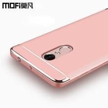 Xiaomi Redmi Note 4 pro case hard back cover MOFi original luxury phone cases Redmi Note 4 prime case cover 5.5 inch note4 case