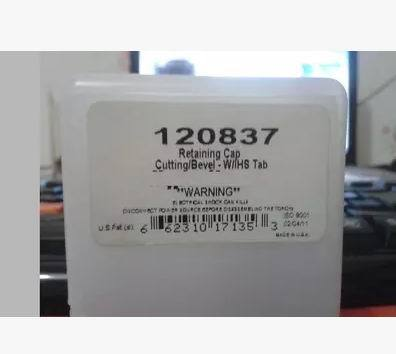 ФОТО High Quality 120837 Retaining Cap for 200A plasma cutter consumables, 3PCS/LOT