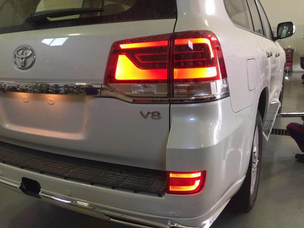 Land Cruiser üçün Vland LED arxa bamper reflektor yüngül - Avtomobil işıqları - Fotoqrafiya 3