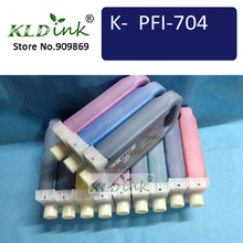 [KLD струйные принтеры] чернилами PFI-704 PFI704(12 pack/set) совместим с Canon iPF8300 ipf8300s [с чипов и чернил]