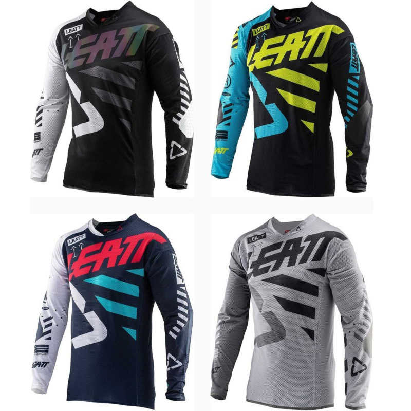 Downhill Jersey Shirt Mx-Clothing-Sleeve Mountain-Bike Mtb Dh Riding-Long Ciclismo New