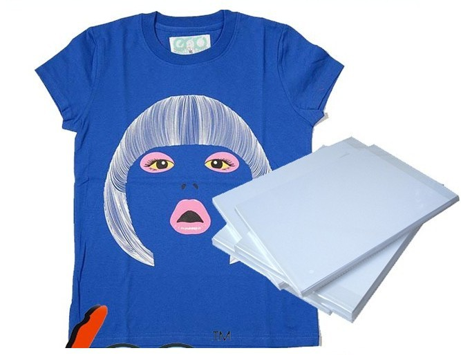 Aliexpress.com : Buy Dark color A3 T Shirt Transfer Paper Tshirt ...