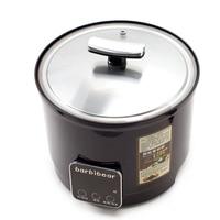 110V 220V Electric Automatic Fermenting Black Garlic Machine Household 6L DIY Zymolysis Maker Zymosis Pot EU