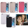 2017 For IPhone 7 Self Fill Light Case Hard PC Funda For IPhone 7 6 6S