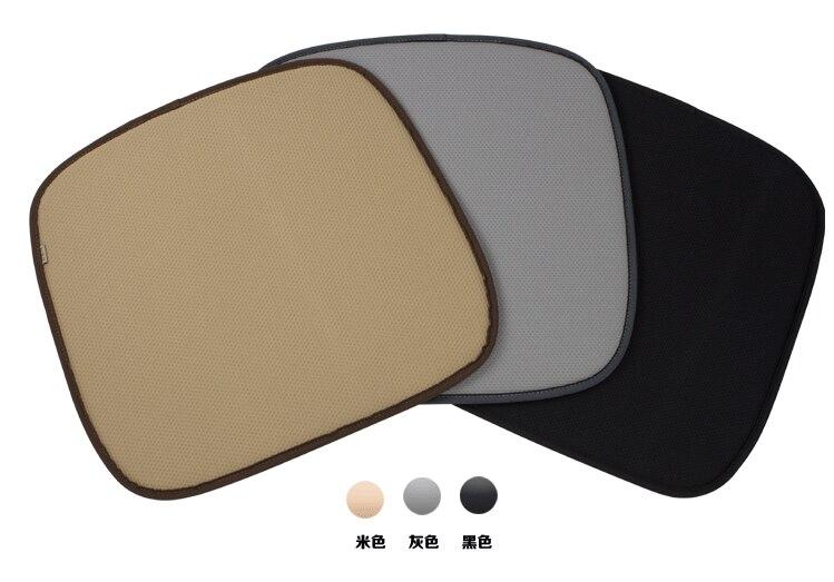 silica gel car seat cushion single pad summer single seat piece set breathable - Car Seat Cushions