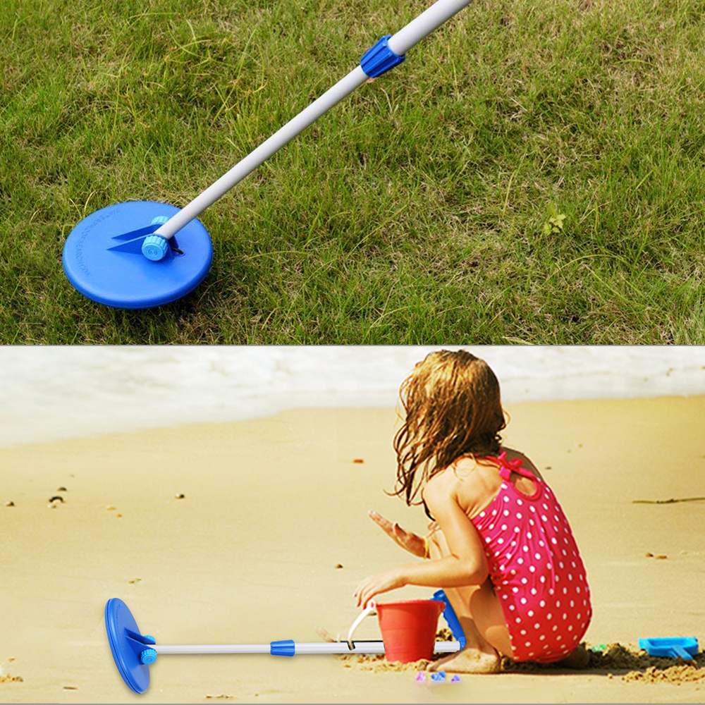 Kids Metal Detector - Waterproof & Lightweight, Gold Digging Treasure Hunt tool 2