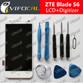 For ZTE Blade S6 LCD Display Touch Screen Sensor + Tools High Quality Digitizer Assembly Replacement Repair Accessories