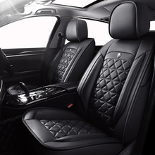 In pelle di alta qualità auto car seat covers Per Citroen tutti i modelli c4 c5 c3 C6 Elysee Xsara C Quatre picasso car styling