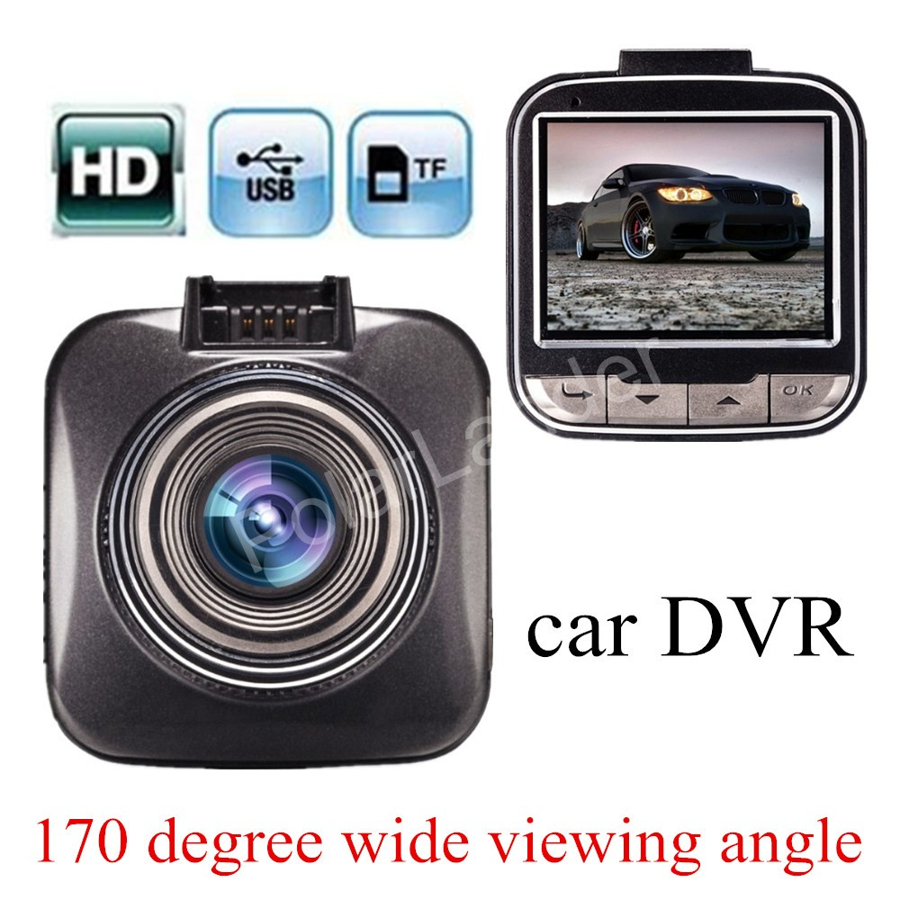 high quality G50 Car DVR Novatek 96650 HD Camera Recorder 2 inch LCD 170 degree wide viewing angle Video Registrator camcorder