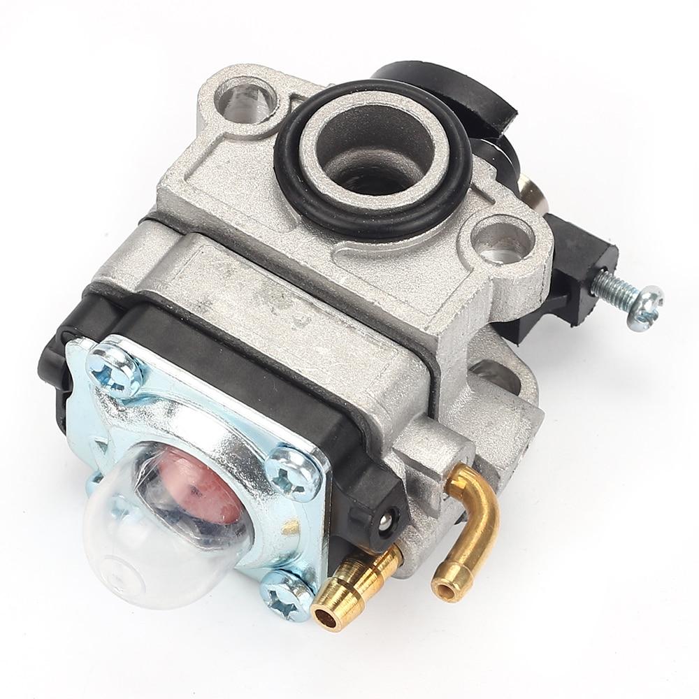 Carburador para YM141 YM21SS YM26CO YM26SS YM28BC YM26CS MTD Yardman Ryobi #753-1225 Trimmer