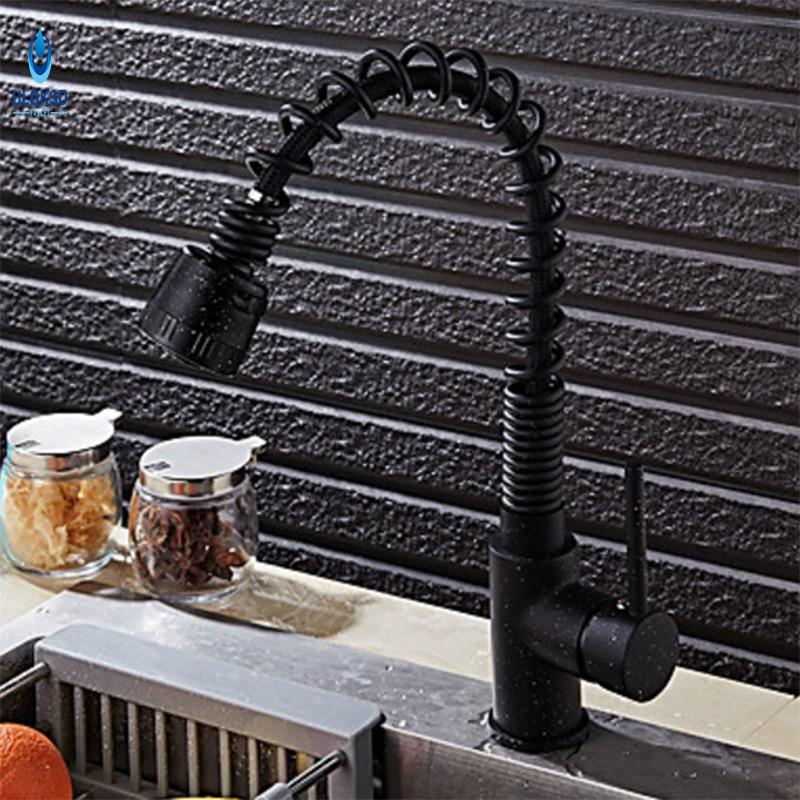 Kitchen Sink Outlet: ULGKSD Spring Kitchen Sink Faucet 2 Types Outlet Water