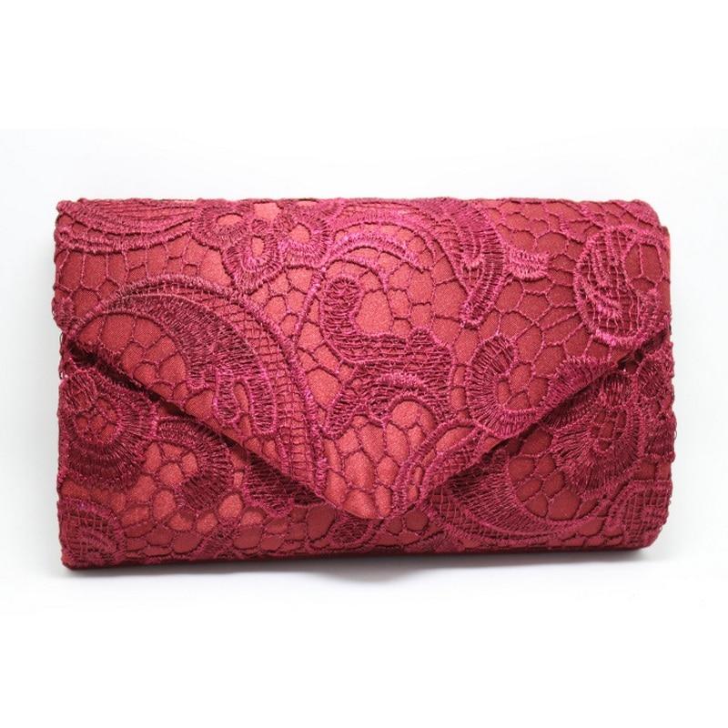 Women Luxury Lace Floral Envelope Day Clutch Wedding Bride Party Bag Handbag Ladies Wrist Evening Bag Bolsa Mujer Purse Banquet crocs 10001 817