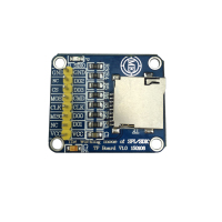 Micro TF Card Module Read And Write CARDS Mini TF Card Module Extension Board Development Board