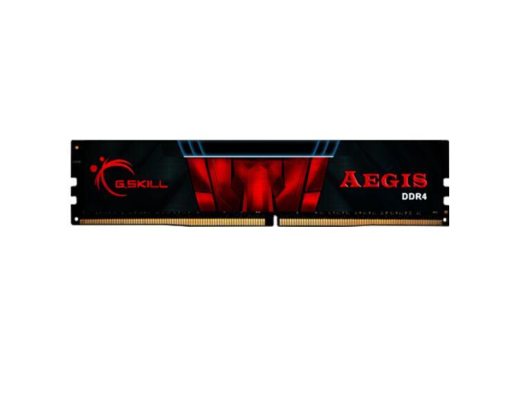 G. SKILL AEGIS Series DDR4 2400 8G ordinateur de bureau de mémoire F4-2400C17S-8GISM