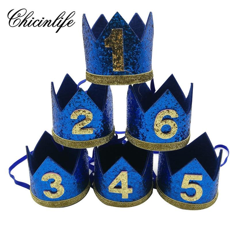 Обруч для волос Chicinlife для маленьких мальчиков 1 2 3 4 5 6