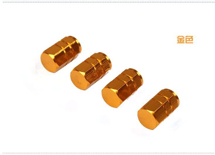 4pcs/set Car Accessories 3D Car Wheel Tires Valve for Peugeot 301 308 508 408 308s 208 301 107 HX1 EXALT 108 Fractal stylling