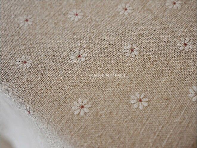 HBZ21 stofă de flori masă de margareta acoperire pânză lenjerie - Textile de uz casnic - Fotografie 2