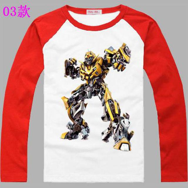 6fb11de6 2-14 Years Teenagers Teens Children Kids Baby Boys T Shirts Spring Autumn  New Cartoon