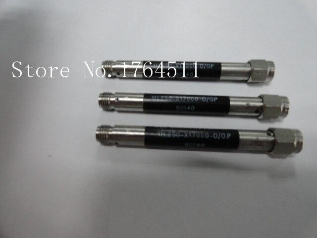 [BELLA] K&L 11L250-X17000-O/OP DC-17GHZ RF SMA Low Pass Filter (F-M)