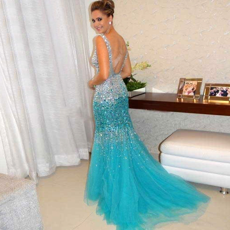Beautiful Sparkly Evening Dresses