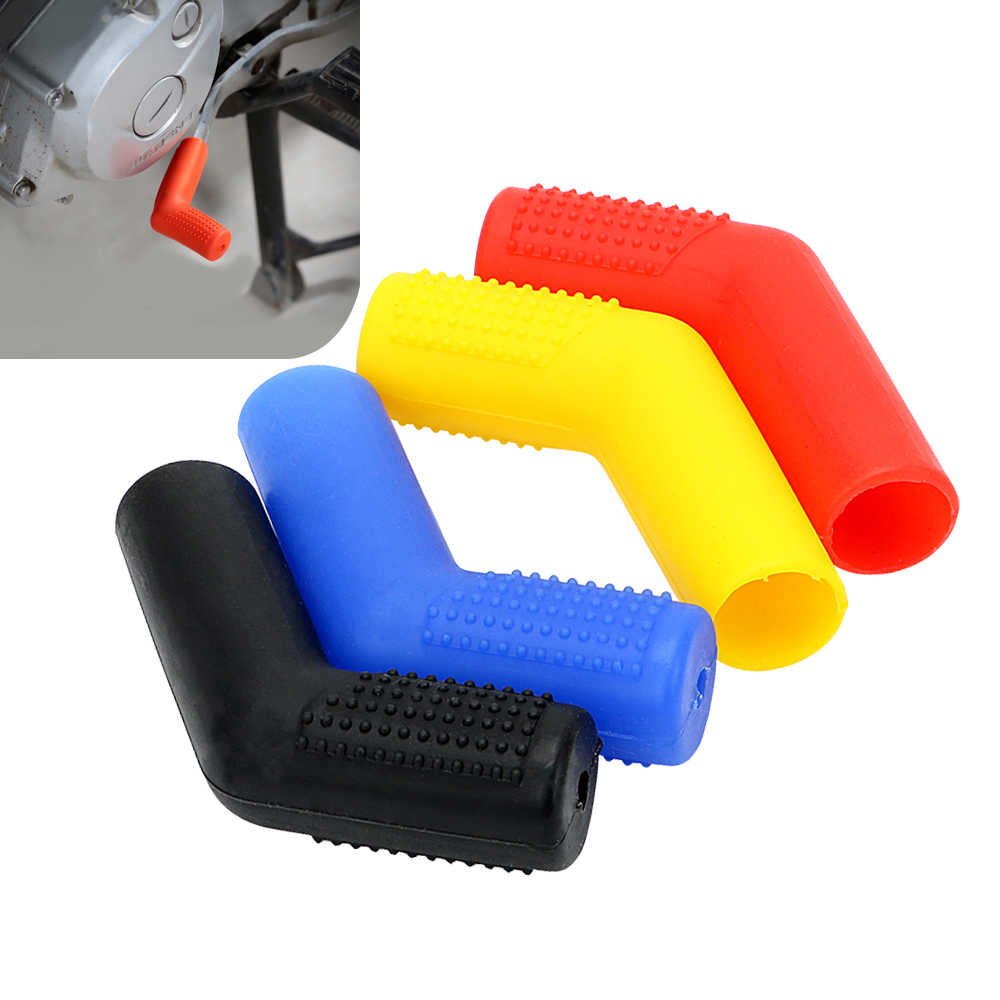 Rubber Versnelling Universele Sok Cover Boot Shift Shifter Protector Straat Motorfiets Waterdichte Dirt Bike