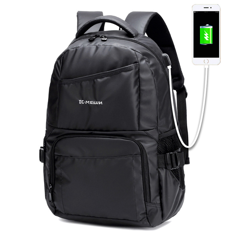 Men Backpack Waterproof Back Pack School Bag for Teenagers Men Laptop Notebook Backpack Women Fashion School Bag Free Shiping