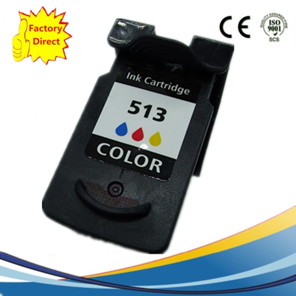 CL-513 XL CL-513XL CL513 CL513XL CL 513 513XL Ink Cartridges Remanufactured For Canon MP 272 280 282 330 480 490 499 MX 320 330 кпб cl 29