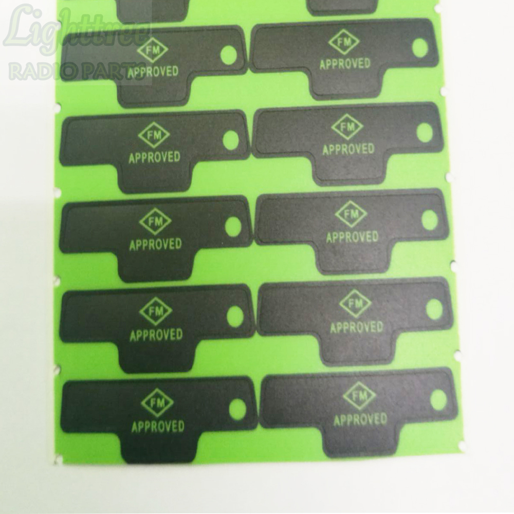 50X Battery Latch Label For XTS2500 XTS1500 XTS2250 XTS2500I And So On