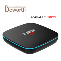 T95 R1 Android 7 1 TV BOX Amlogic S905W 1G 8G Quad Core 2 4GHz WiFi