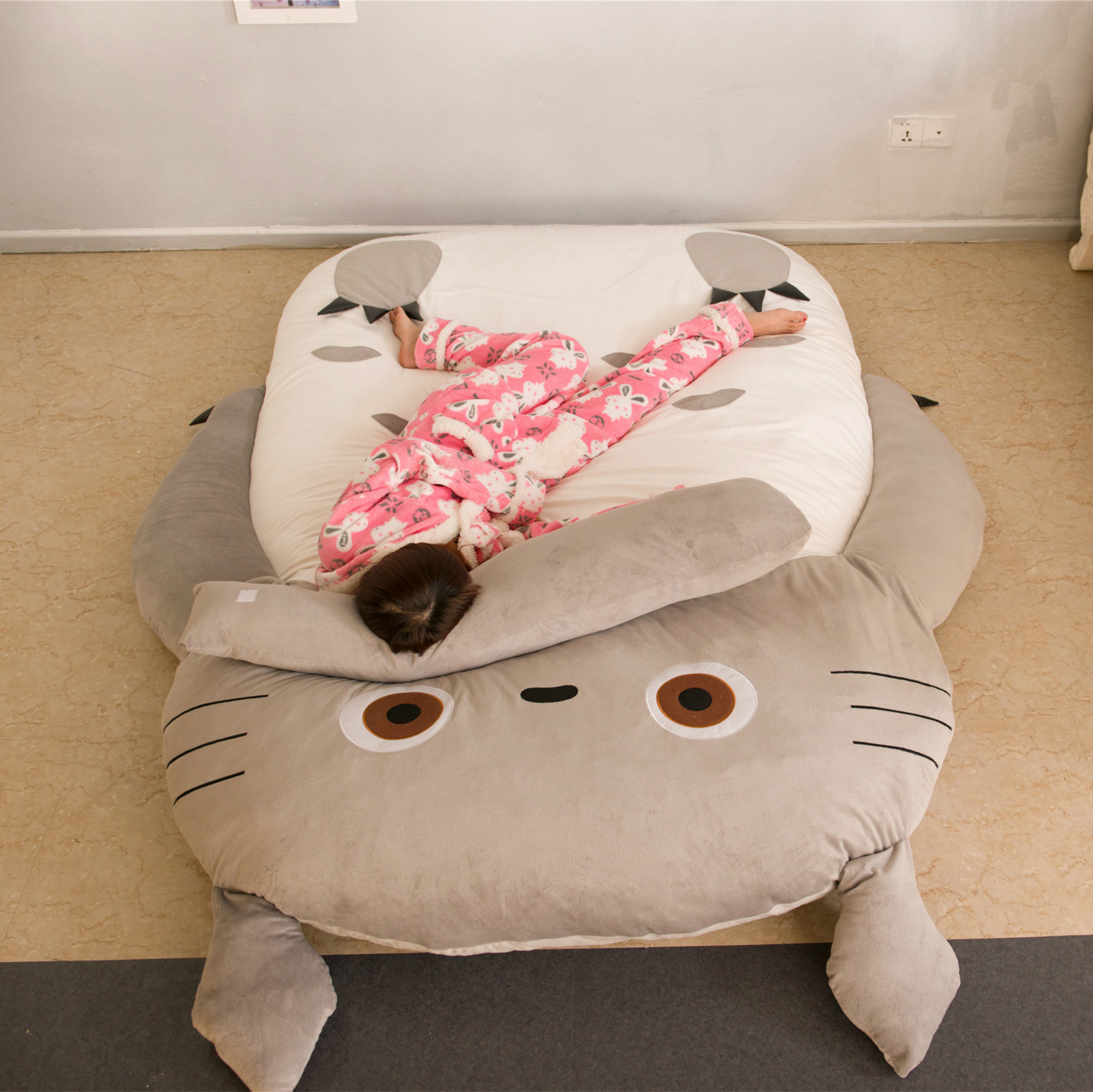 Aliexpress Buy mattresses folding couch bed Totoro mattress
