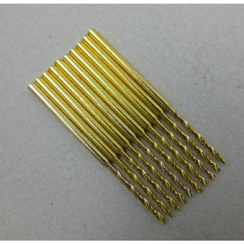2.35 мм хвостовиком 0.8 1.5 2.0 2.2 мм Расширенный HSS высокая Скорость Сталь сверла Титан покрытие wooddrilling бурения отверстие