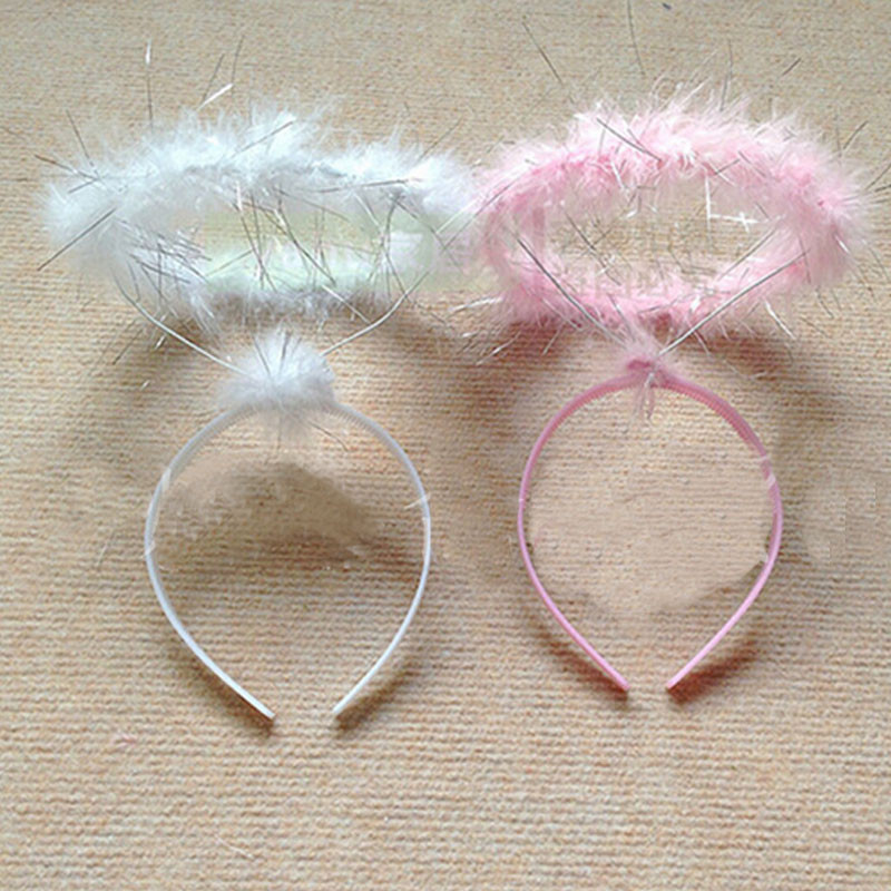 Girl's Accessories Girl's Hair Accessories Energetic 12pcs Funny Cute Crown Headband Novelty Hair Band Headware Party Cosplay Costume For Kids Girls