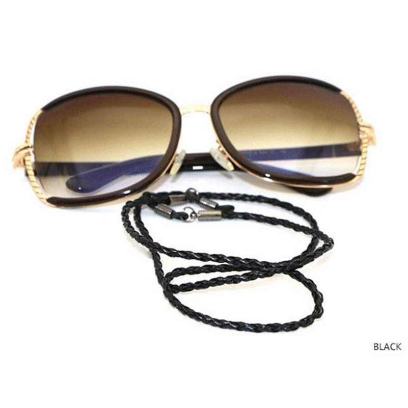 7d66bdbe20534 بو الجلود نظارات الحبل الرقبة الحبل النظارات الشمسية سلسلة حزام حامل  التوكيل مشهد الرياضة نظارات اكسسوارات