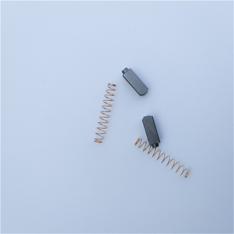 One Pair Carbon Brush For The Motor Of Rayma Hot Air Welder Also Use For The Leister Triac St