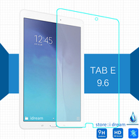 For Samsung Galaxy Tab E 9 6 T560 T561 Ultra Thin Premium Explosion Proof Tempered Glass